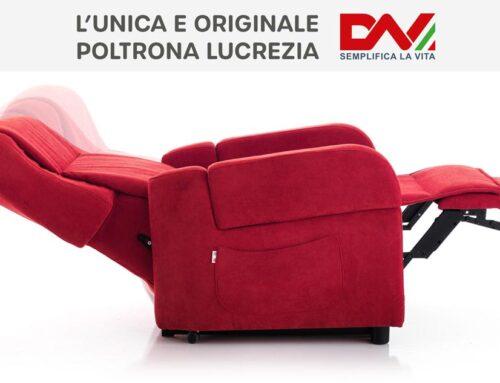 Poltrona Lucrezia: perché scegliere la migliore poltrona relax